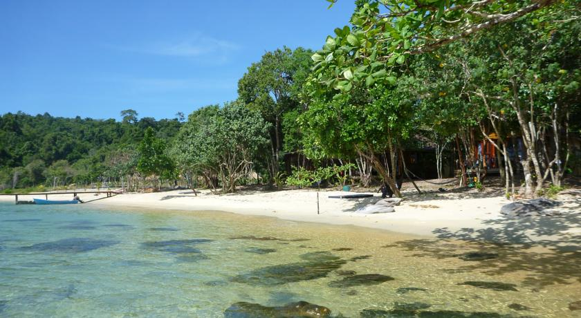 how to get to lonely beach koh rong